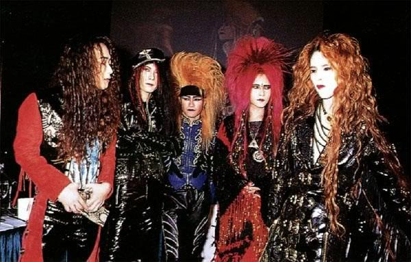 an introduction to the japanese band x japan and the history of japanese rock